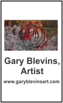 Gary Blevins Artist